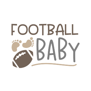 boy football sports quotes baby girl