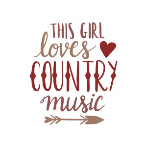 love quotes music western baby girl