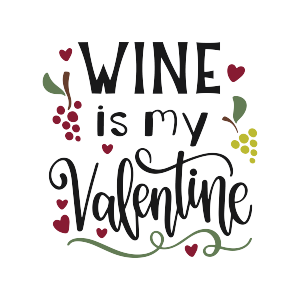 funny holidays quotes valentines day wine