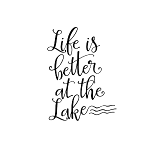 quotes lake sea
