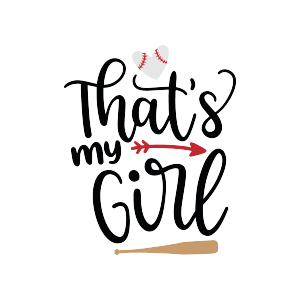sports quotes baseball softball baby girl