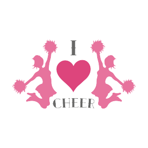 decoration quotes cheerleading  sports